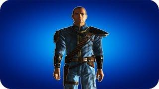 Fallout 3 - Бронекомбинезон Убежища 101