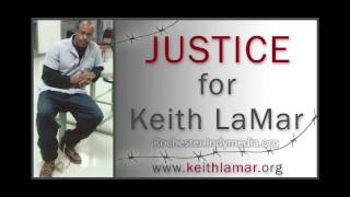 Keith LaMar live from death row