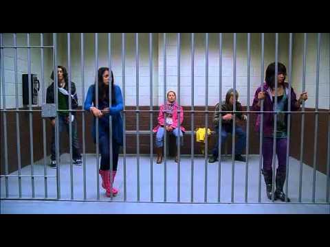 Lemonade Mouth - Jail Scene