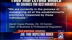 Crooked Restaurant Inspectors - Jacksonville FL