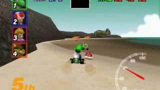 Mario Kart 64 - Koopa Troopa Beach [03/16]
