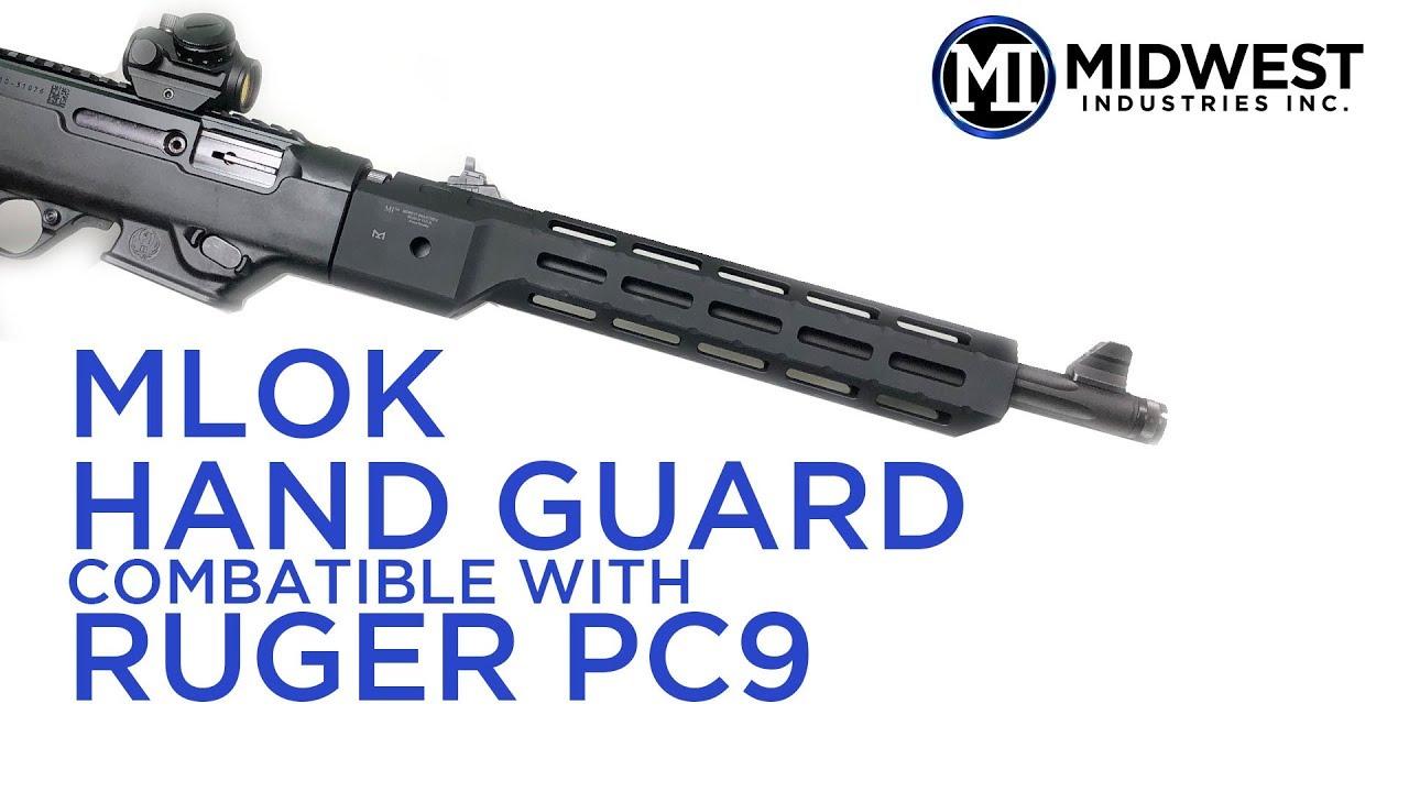 MI-CRPC9 MI M-Lok™ Hand Guard Compatible with Ruger® PC Carbine™
