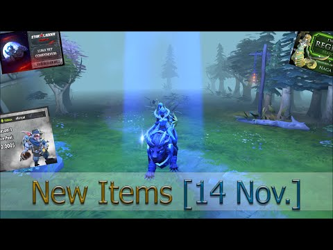 видео: Новые предметы 14 Ноября [new items - november 14]