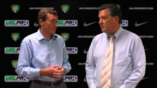 2013 USL PRO Playoffs Preview - Richmond vs. Dayton