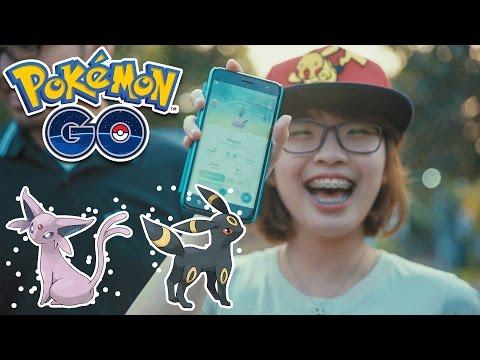 Ayo Main Pokemon GO! (17) Gen 2 & Cara Evolve Eevee!!