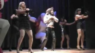 spice girls & lollipop drag