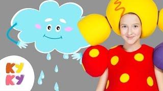 Download ☔КАП-КАП💧 - КУКУТИКИ - Развивающая детская песня мультик про трактор🚜 звуки🎼 для малышей Mp3 and Videos