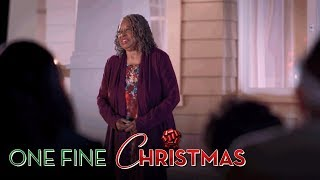 One Fine Christmas: Caroling Outside Miss Daniels' | OWN for the Holidays | Oprah Winfrey Network