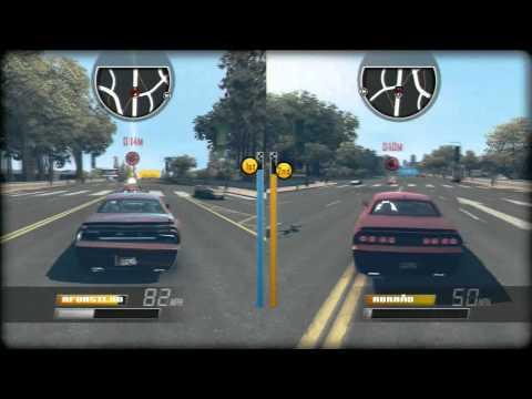 Driver Sanfrancisco - Multiplayer Splitscreen