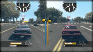 Driver Sanfrancisco - Multiplayer splitscreen