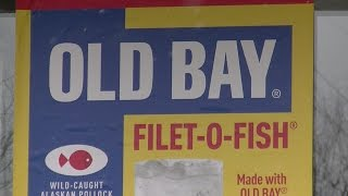 Sas Otr: Mcdonald's Old Bay Filet-o-fish (regional Item)