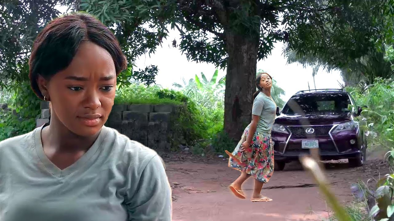 How She Was  Hit By D Billionaire Dat Came 2 D Village 2 Find True Love Never Knwng She Was D One-NG