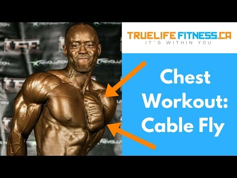 How To: Cable Chest Fly -ONLINE FITNESS COACHING