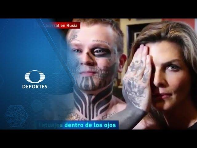 Tatuajes de la mafia rusa | Montserrat en Rusia | La Jugada del Mundial