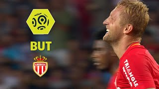 But Kamil GLIK (70') / AS Monaco - Toulouse FC (3-2) / 2017-18