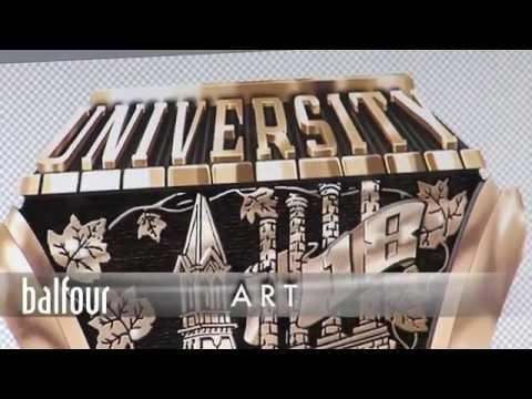 Making of the Baylor University Ring