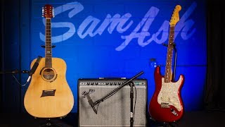 How to Mic Acoustic & Electric Guitar