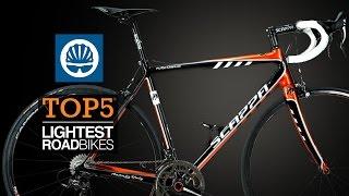 Top 5 - Ultralight Road Bikes