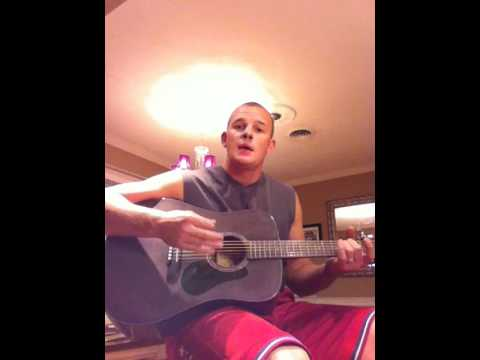 Cryin for me cover (Toby Keith)