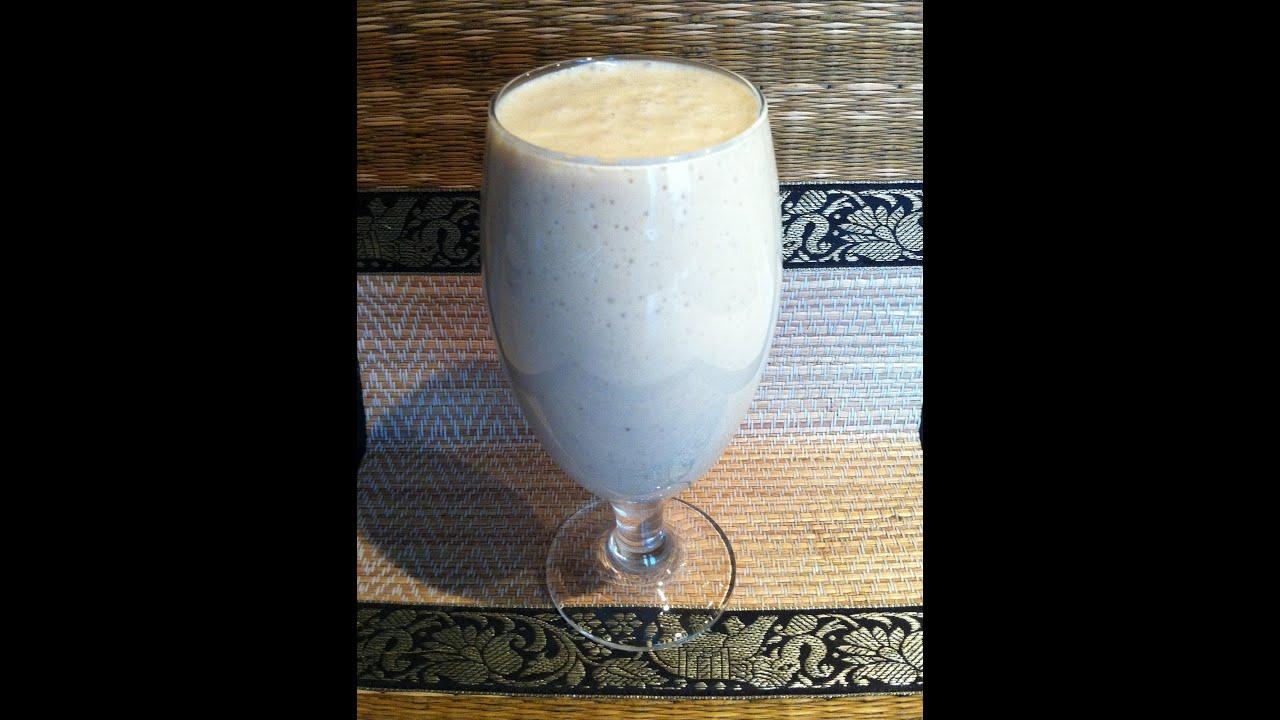 молочный коктейль с творогом рецепт