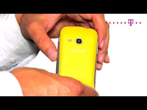 Samsung Galaxy mini 2 - smartfon dla każdego!