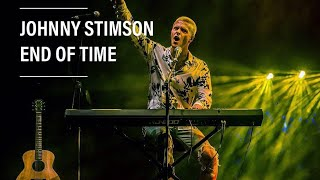 Johnny Stimson - End of Time Live at Sky Avenue