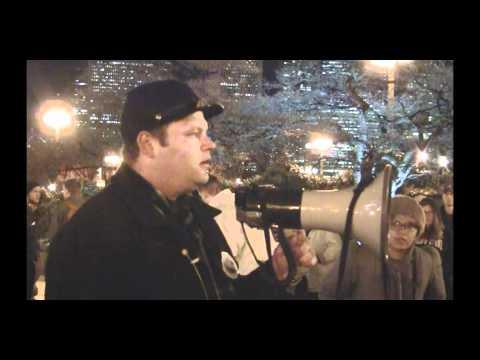Jesse LaGreca Visits Occupy Chicago!