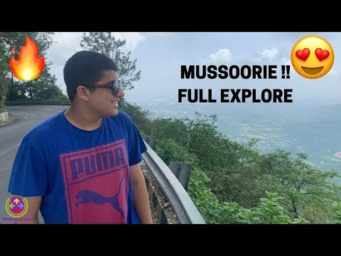 Amazing Weather at MUSSOORIE !! 😎😍🔥