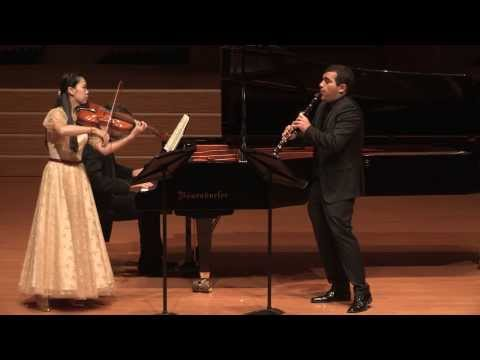 "Wolfgang Amadeus Mozart: Trio In E Flat, K 498, ""Kegelstatt"" - 1. Andante"