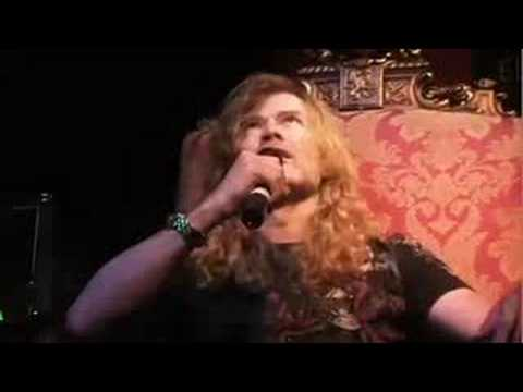 Guitar Center Sessions: Dave Mustaine-Songwriting.