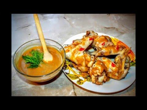 Соус с медом для курицы
