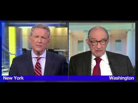 "RTD News: ""We're At Unprecedented Historical Lows"" - Alan Greenspan"