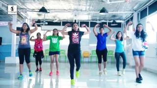 Zumba Fitness Workout On Safari | Zumba Dance | Choreographed by Vijaya Tupurani | J Balvin