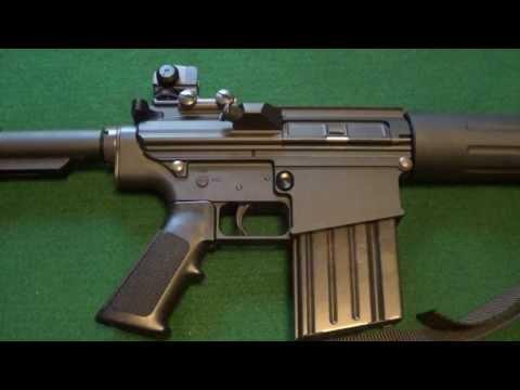 DPMS LR-308 AP4 Semi-Auto Rifle