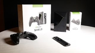 NVIDIA Shield 2 Android TV Box Launched at CES