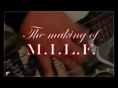 Burning Rome - Making the MILF - session 4/11 (bass guitars warm-up)