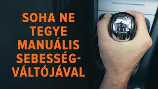 RENAULT Gyújtótekercs cseréje - karbantartási tippek