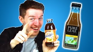 Irish People Try American Iced Tea