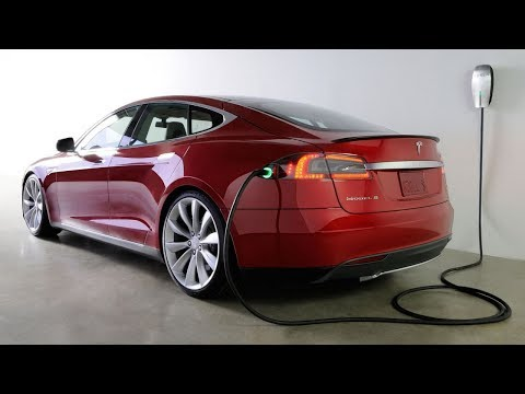 Wired roads: could power electric cars as you drive.