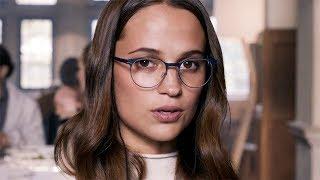 Алисия Викандер — Погружение (2018) — Русский трейлер