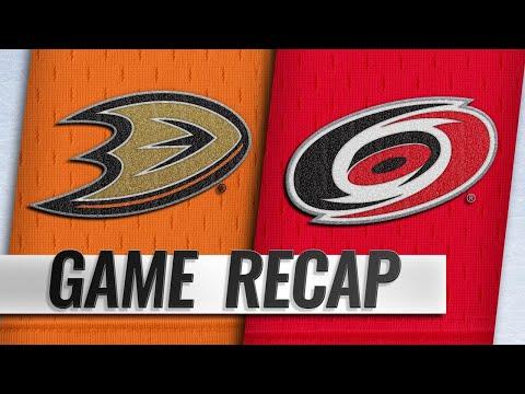 Getzlaf's OT goal propels Ducks to 2-1 victory