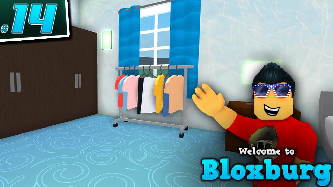 Closet Items In Welcome To Bloxburg Ep 14 Youtube
