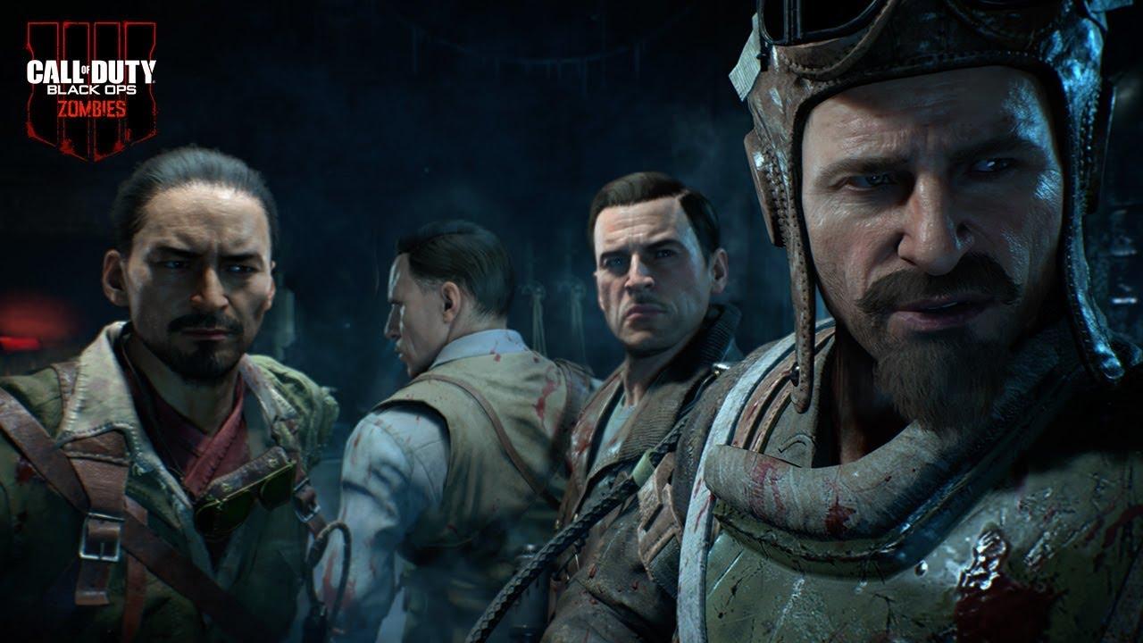 Call of Duty®: Black Ops 4 Zumbis - Trailer Oficial Blood of the Dead (PC) - Reviva o legado dos mortos-vivos com essa experiência refeita, que é uma das favoritas dos fãs de Zumbis.