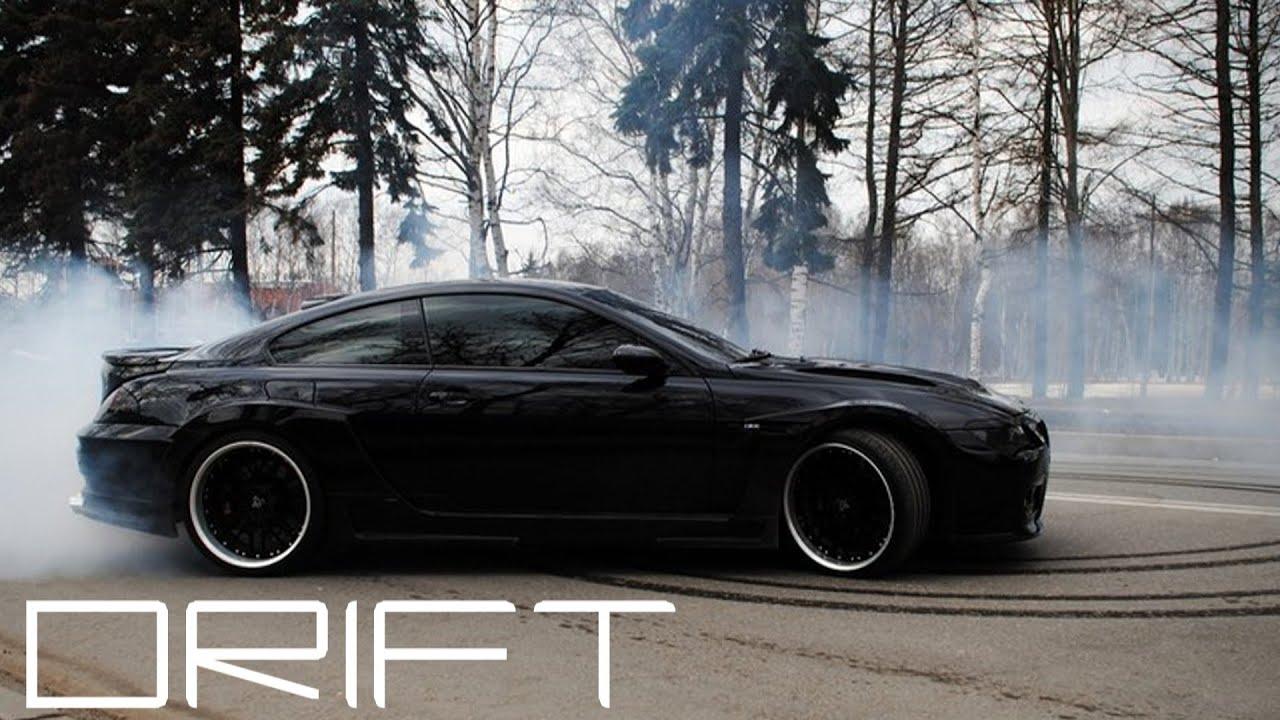 Car Drifting Wallpaper Hd 1080p Crazy Hamann Bmw M6 Drift Donuts Powerslides Revs