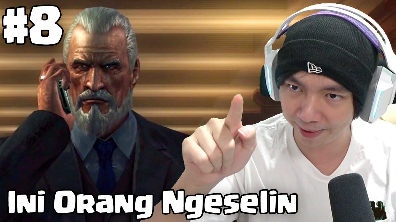 Yang Jahat Siapa Nih ?? - Resident Evil Revelations Indonesia - Part 8