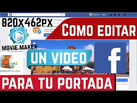 Como editar un video para usarlo como portada en facebook-820x462px-2017-Movie maker