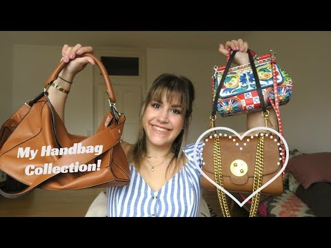 Designer Handbag Collection! // ft. Chloe, Loewe, Dolce & Gabanna, Cult Gaia and more!