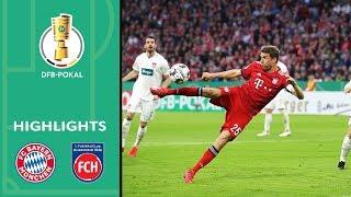 FC Bayern München - 1. FC Heidenheim 5:4 | Highlights | DFB-Pokal 2018/19 | Viertelfinale