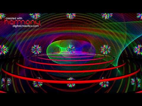 Starry Eyed Surprise - Music by Oakenfold & Shifty Shellshock, Visuals by VJ Chaotic