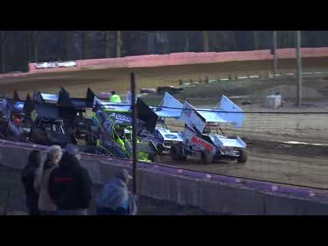 Linda's Speedway 600 wing heat 4-2-18